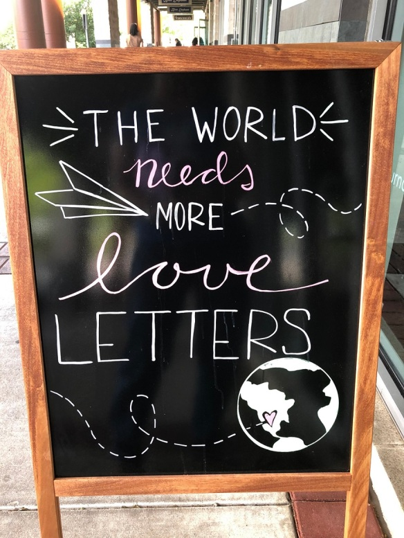 00s Sign - Love Letters