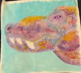 00s 02 Alligator after wash