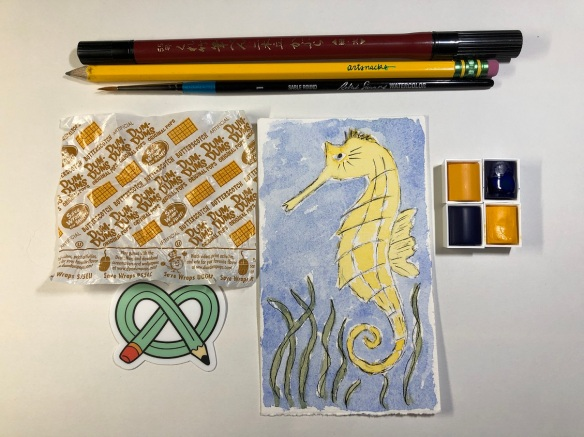 00s August 2018 Artsnacks