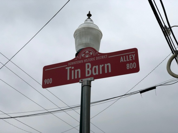00s Tin Barn Alley Georgetown