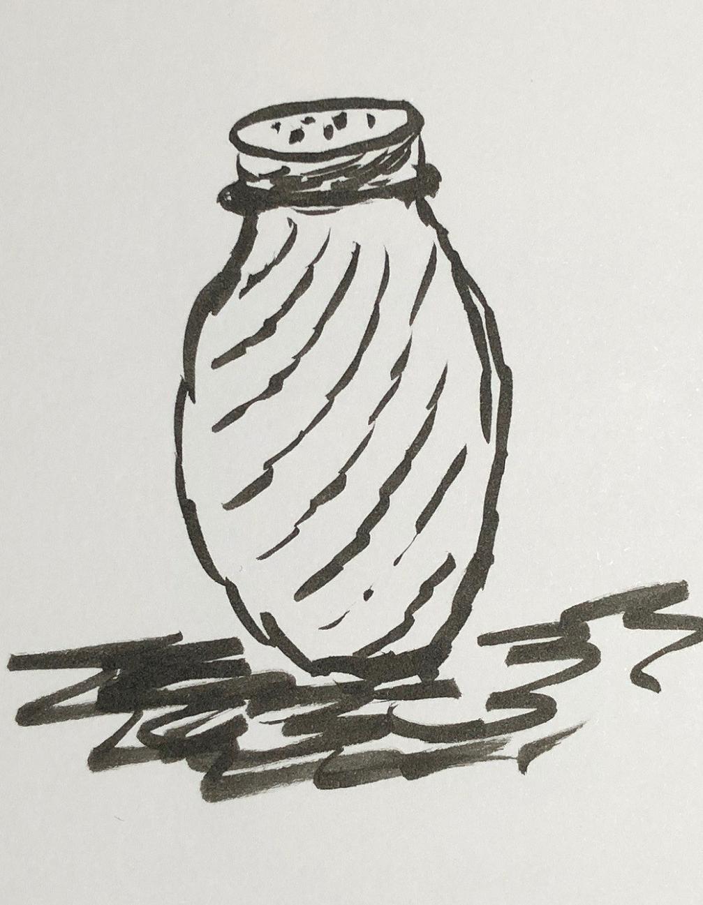 00s Salt Shaker