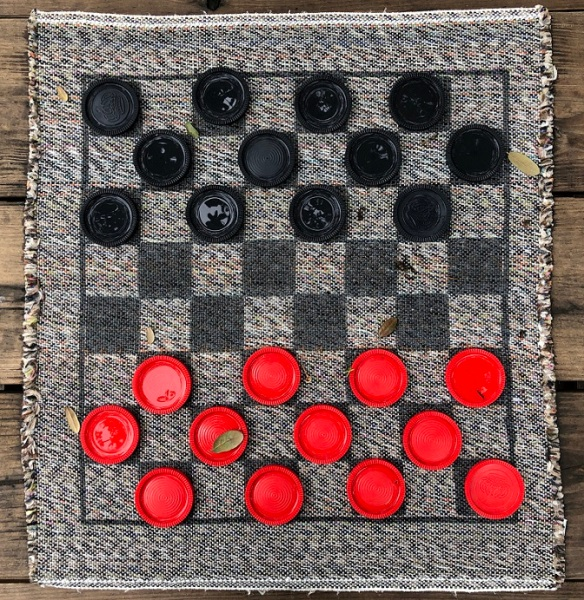 00s Checkers outdoors